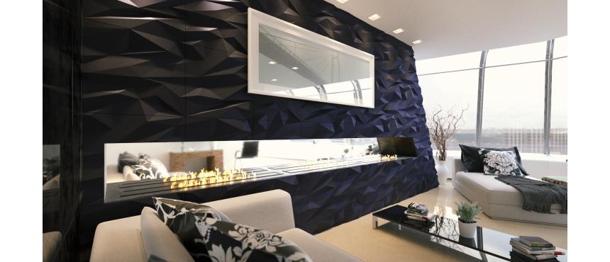 Стеновые панели для внутренней отделки